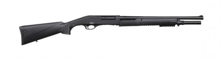 Pallas TwinTec Home Defence, Semi-Auto-Pump
